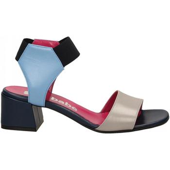 Zapatos Mujer Sandalias Le Babe MINA NAPPA grigio