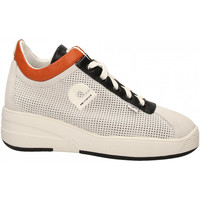 Zapatos Mujer Zapatillas bajas Agile By Ruco Line AGILE A SOFT FOR white-masai