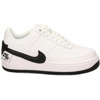 Zapatos Mujer Fitness / Training Nike AIR FORCE 1 JESTER 102-bianco-nero