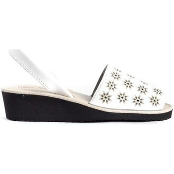 Zapatos Mujer Sandalias Colour Feet MACARELLETA LASER Blanco