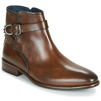 Zapatos Hombre Botas de caña baja Brett & Sons ROBERTO Cognac