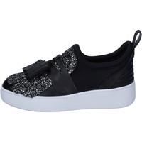 Zapatos Mujer Slip on My Grey Mer slip on textil glitter negro