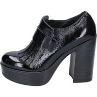 Zapatos Mujer Low boots Jeannot botines charol negro