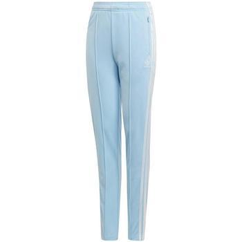 textil Niño Pantalones de chándal Adidas Kids CC HW PANTS Azul