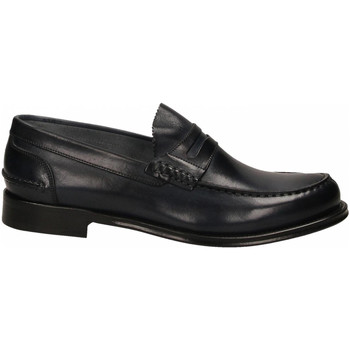 Zapatos Hombre Mocasín Brecos VITELLO blu