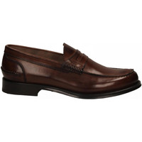 Zapatos Hombre Mocasín Brecos VITELLO brandy
