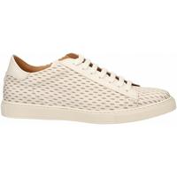 Zapatos Hombre Derbie Brecos VITELLO bianco
