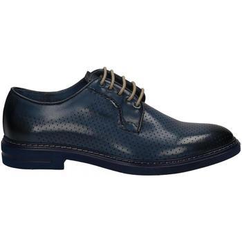Zapatos Hombre Derbie Brecos VITELLO azzurro