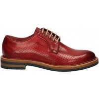 Zapatos Hombre Derbie Brecos VITELLO rosso