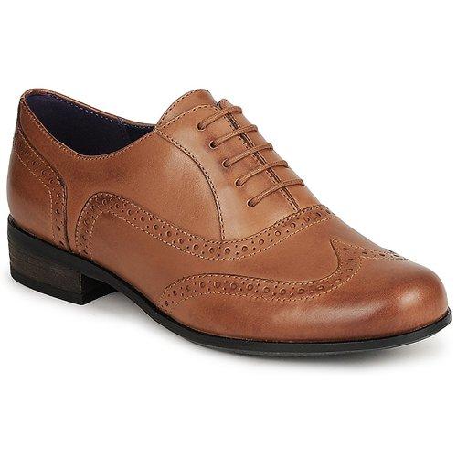 Zapatos Mujer Derbie Clarks HAMBLE OAK Marrón