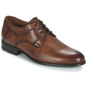 Zapatos Hombre Derbie Lloyd LADOR Cognac