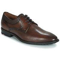 Zapatos Hombre Derbie Lloyd JAYDEN Cognac