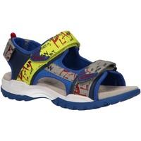 Zapatos Niño Sandalias Geox J920RA 05415 J BOREALIS Azul