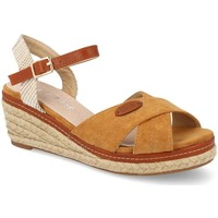 Zapatos Mujer Sandalias H&d EY-16 Camel