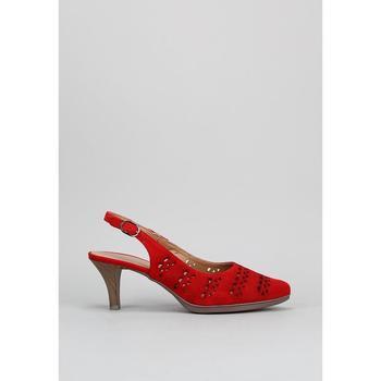 Zapatos Mujer Alpargatas Sandra Fontan OLAS Rojo