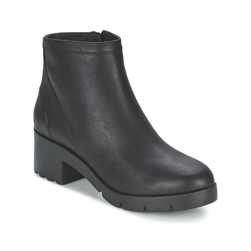 Zapatos Mujer Botines Camper WANDA Negro