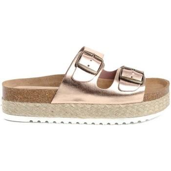 Zapatos Mujer Zuecos (Mules) Colour Feet TURQUETA rosa