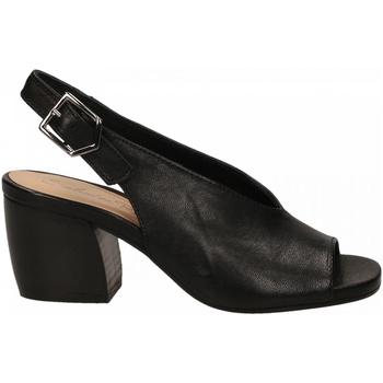 Zapatos Mujer Sandalias Salvador Ribes GRETA HARLEY nero