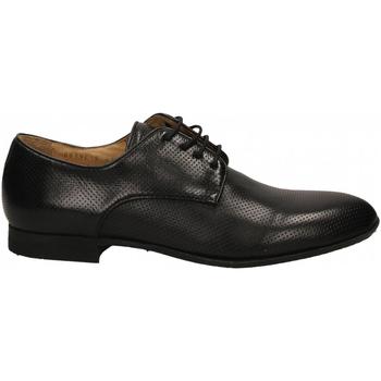 Zapatos Hombre Derbie Brecos CRUST nero