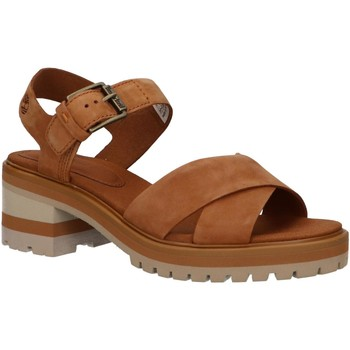 Zapatos Mujer Sandalias Timberland A1SN2 VIOLET Beige