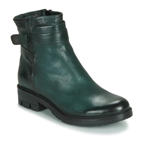 Caña De Dream Fomentana Baja Green Zapatos In Verde Mujer Botas DIH2EW9