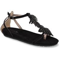 Zapatos Mujer Sandalias Festissimo C3829 Negro