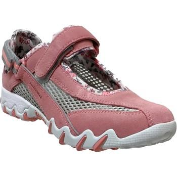 Zapatos Mujer Zapatillas bajas Allrounder by Mephisto NIRO FILET Rosa nobuck
