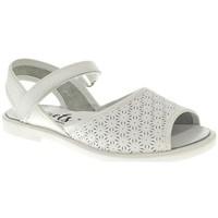 Zapatos Niña Sandalias Xiquets SANDALIA NIÑA  BLANCO Blanco