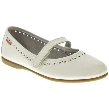Zapatos Niña Bailarinas-manoletinas Xiquets 70400 Blanco