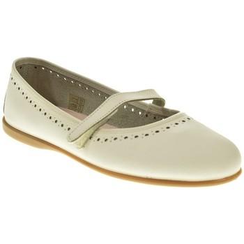 Zapatos Niña Bailarinas-manoletinas Xiquets 70400 Beige