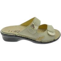 Zapatos Mujer Zuecos (Mules) Loren LOM2772op grigio
