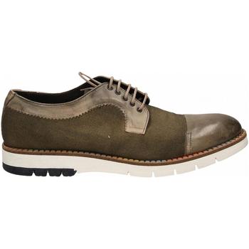 Zapatos Hombre Derbie Eveet STRINGATE foggy