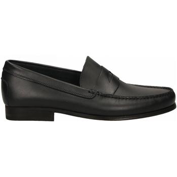 Zapatos Hombre Mocasín Antica Cuoieria SIENA blu