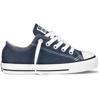 Zapatos Niños Zapatillas bajas Converse Zapatillas  3J237C Navy Azul