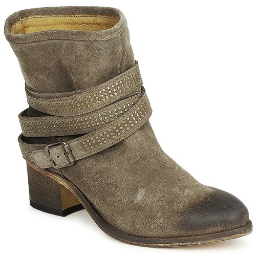 Daim Zapatos Botines Atelier Few Topotea Mujer Voisin HD2IE9WY
