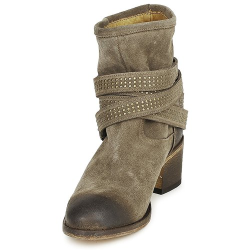 Daim Topotea Botines Few Voisin Zapatos Atelier Mujer dChQrts