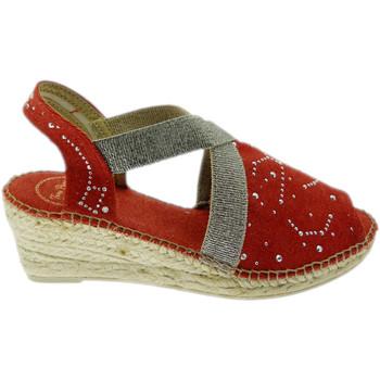 Zapatos Mujer Alpargatas Toni Pons TOPBREDAro rosso