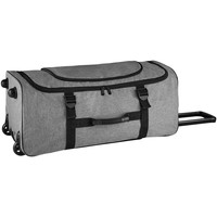 Bolsos Maleta flexible Sols GLOBE TROTTER 68 BIG TRAVEL Gris