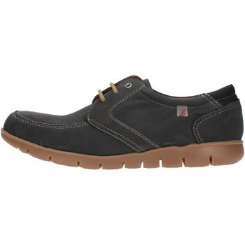 Zapatos Hombre Derbie Luisetti 27011NO azul