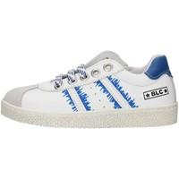 Zapatos Niño Zapatillas bajas Balocchi 491699 Blanco y azul