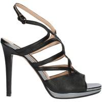 Zapatos Mujer Sandalias Bacta De Toi 606 negro