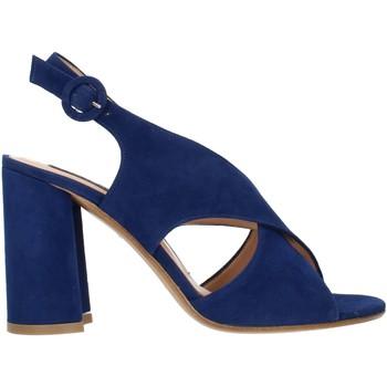 Zapatos Mujer Sandalias Bacta De Toi 897 Azul eléctrico