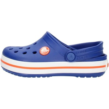 Zapatos Niños Zuecos (Clogs) Crocs 204537 Azul y naranja