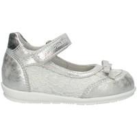 Zapatos Niña Bailarinas-manoletinas Nero Giardini P921050f plata