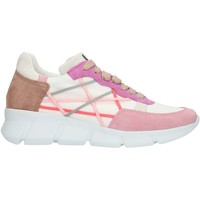 Zapatos Mujer Zapatillas bajas L4k3 08LEG Rosa