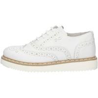 Zapatos Niña Derbie NeroGiardini P732110F blanco