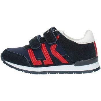 Zapatos Niño Zapatillas bajas Lumberjack SB47505 Azul y rojo