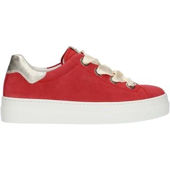 Zapatos Mujer Zapatillas bajas Nero Giardini P907813D rojo