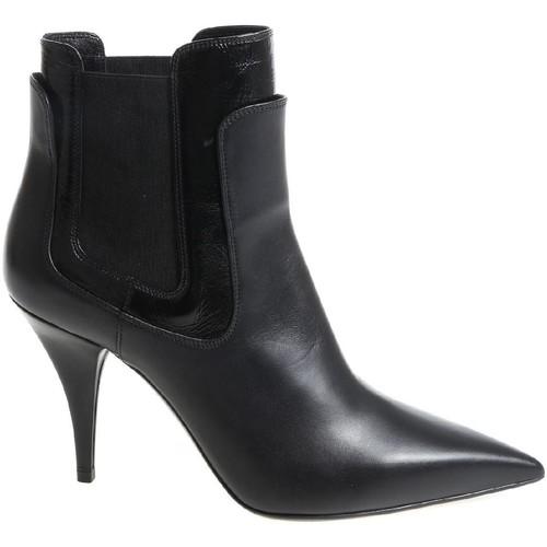Zapatos Mujer Botines Casadei 1R711L0901X536000 nero