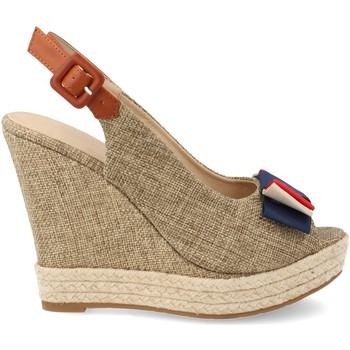 Zapatos Mujer Alpargatas Amy D8536 Beige